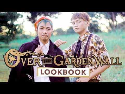 Over The Garden Wall Lookbook feat. Claro The Third | J Daily