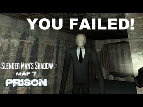 Slender Prison Failure Compilation - Finally Got 8/8 Photos