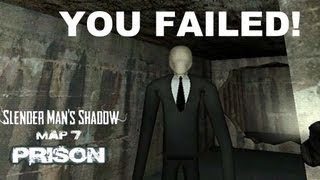 Slender Prison Failure Compilation - Fin...