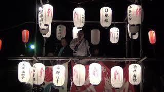 高島越後盆踊り 高島公園で熱い3日間画像