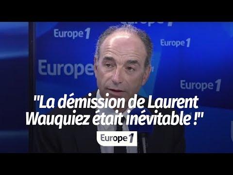 """JEAN FRANÇOIS COPÉ : """"LA DÉMISSION DE LAURENT WAUQUIEZ ÉTAIT INÉVITABLE !"""""""