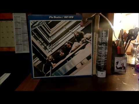The Beatles - 1967-1970 [The Blue Album] (Vinyl Review)