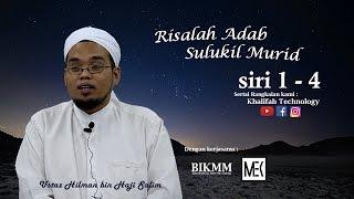 Ustaz Hilman Salim - Risalah Adab Sulukil Murid, Siri 1  27-03-2016