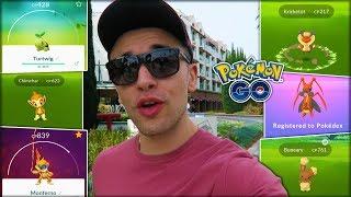 [LIVE] GENERATION 4 IS LIVE! (Pokémon GO)