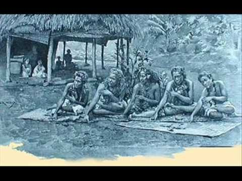 An Ancient Samoa-Song of the Spirit Te'e (1969)
