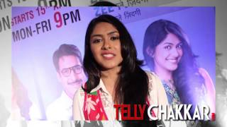 The chirpy Mrunal Thakur gets chatty with Tellychakkar.com