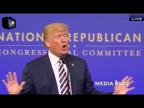 Trump Speech at National Republican Congressional Committee March Dinner 2018