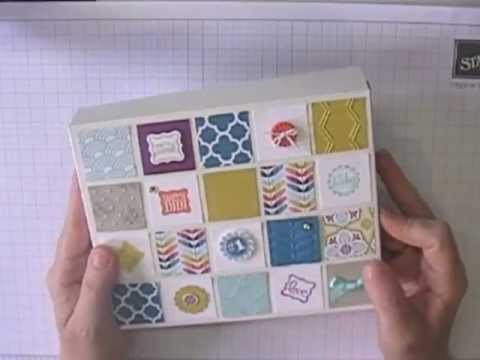 Stamping T! - One Sheet Card Box
