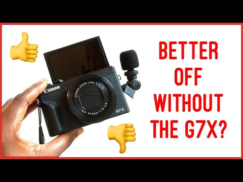 ONE MONTH REVIEW CANON G7X MARK III SARAMONIC SR XM1 WORTH IT?