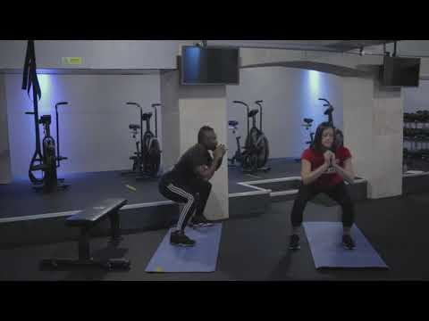 Mobility & Fitness - Session 2
