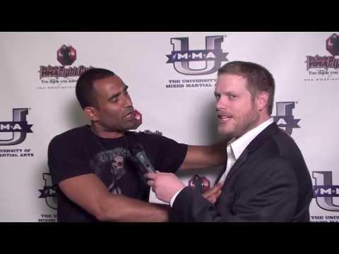 U of MMA Backstage Interview: Renato Laranja (Fight Night 2, 5/19/13, Los Angeles, CA)