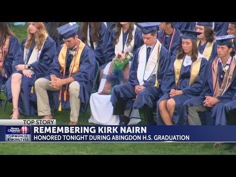 Abingdon High School honors student killed the day before graduation