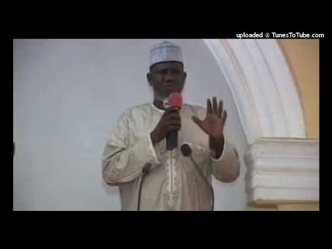 Download 028 Sheikh Dr. Hussaini Yusuf Mabera - Powerful Lecture