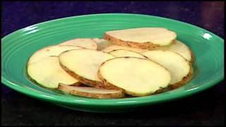 Idaho Potatoes - Potato Crusted Pizza