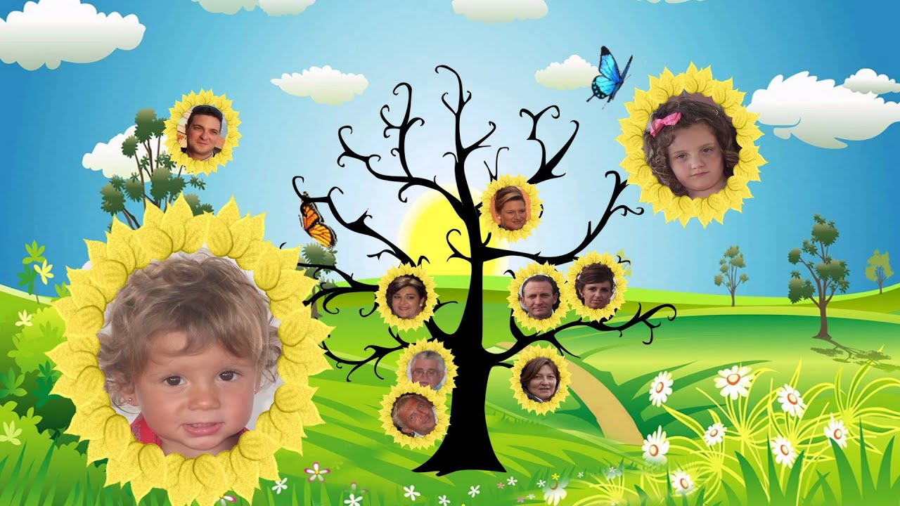 Arbol Genealogico Familiar Youtube