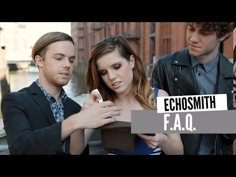 F.A.Q. mit Echosmith (Interview)