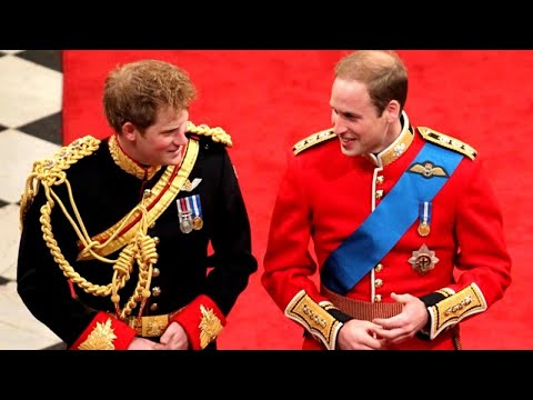 Prince William to Be Prince Harry's Best Man at Royal Wedding to Meghan Markle
