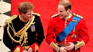 Prince William to Be Prince Harry