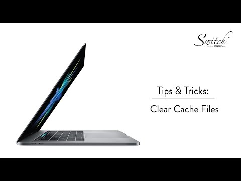 Tips & Tricks: Clear Cache for Mac