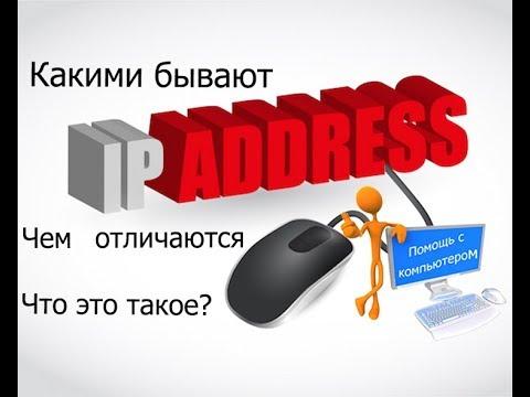 видео: Статический и Динамический ip адресс