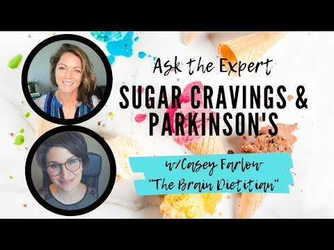 Sugar cravings and Parkinson's Tips from