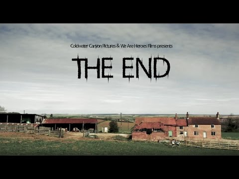 'The End' Zombie/Thriller by Raj Pathak and Crash Taylor