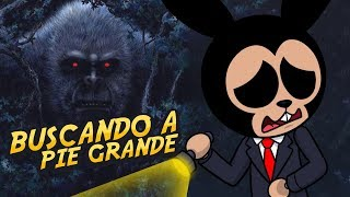 ROBLOX: BUSCANDO A PIE GRANDE (BIGFOOT)