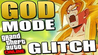 GTA 5 Glitches - GOD MODE GLITCH *WORKING ONLINE* After Patch 1.17 (GTA 5 Glitches)