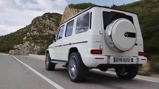 2019 Mercedes-AMG G 63 Road Trailer