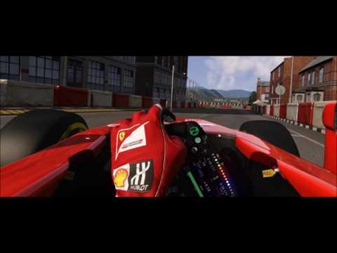 Ferrari SF15-T@Highlands Short - Assetto Corsa