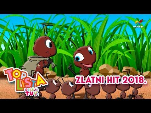 GLAZBENA RADIONICA PJEVANJA MALI SLAVUJI - Maleni veliki mravi
