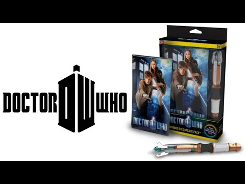 REVIEW: Doctor Who Nintendo DS Slipcase (sock) and Stylus Pack