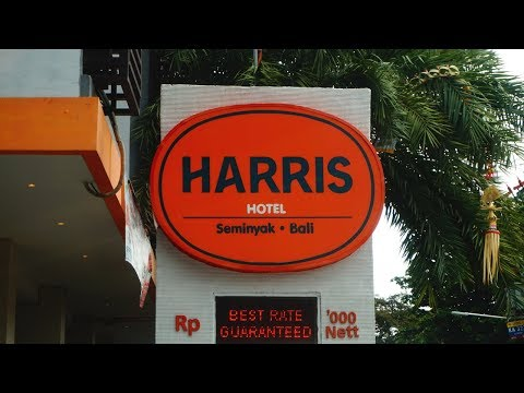 Review Of Harris Hotel In Seminyak Bali: Best Places To Stay In Bali