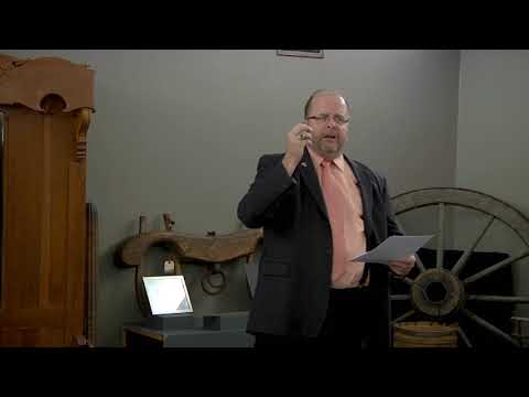 Dr. David Fitzpatrick Presentation on Emory Upton- Guest Speaker Series