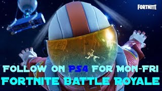 Fortnite Above average Gameplay w/ Usually Interesting Commentary   Not #1, That