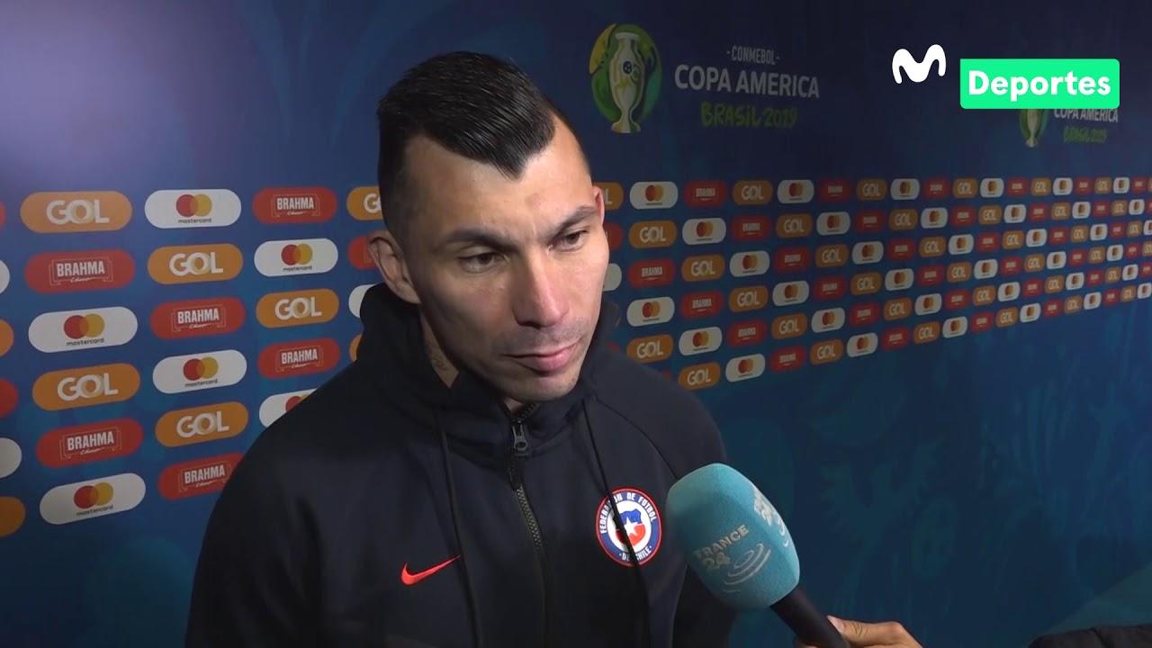 Perú vs Chile: Gary Medel y su autocrítica tras eliminación de su selección  en Copa América 2019