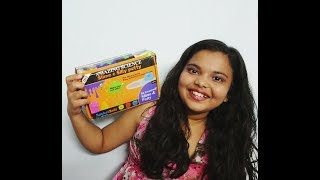 AMAZING SLIME AND SILLY PUTTY SLIME KIT review!!!!