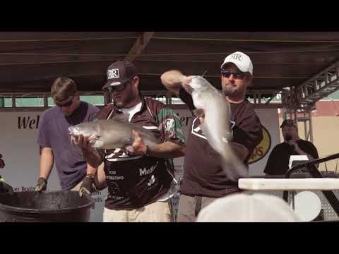 MS River Monsters Catfish Tournament
