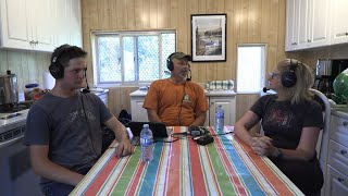 Wood Day at the Cabin Podcast #29 Trapping Inc Scuttlebutt