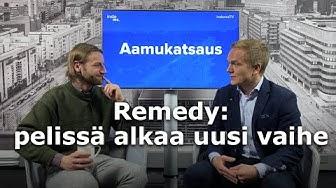 Remedy: pelissä alkaa uusi taso (5.12.2019)