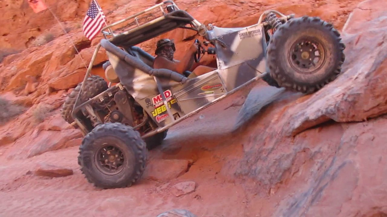Joyner Sand Spider Axle