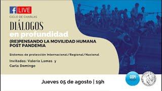 Diálogos en profundidad sobre (RE)pensando la Movilidad Humana post pandemia (3)