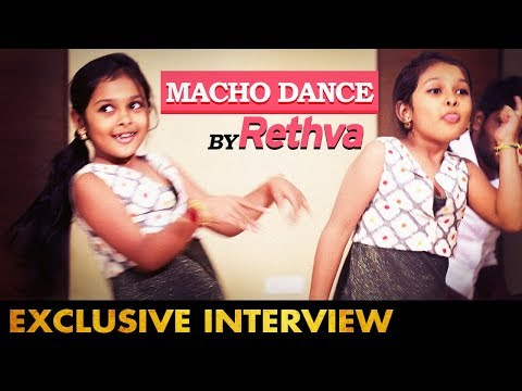 Baby Artist Rethva Iswar Cutest version of Mersal - Maacho Tamil Video | Vijay, Kajal Aggarwal