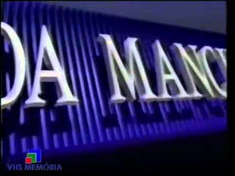 Abertura Jornal da Manchete - Rede Manchete (1989)