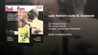 Lady Radnor