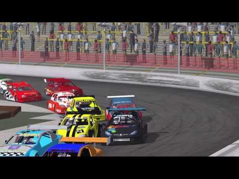 Online Oval Racing UK's National Hot Rod Promotional Video