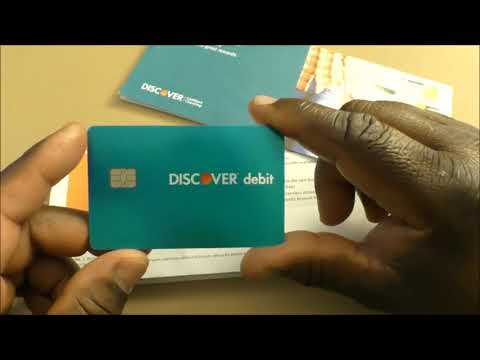 Discover Cashback Checking Account