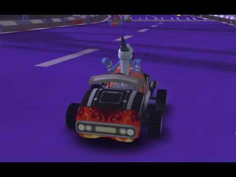 Regular Show: Dimensional Drift Story Mode (Cartoon Network Games)  