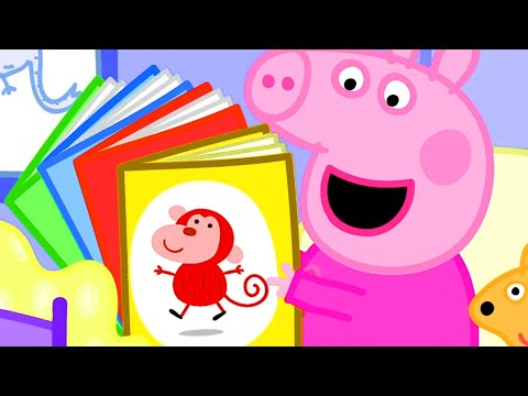 Peppa Pig Audio Story Book 🔶 LIVE! 🔶 Peppa Pig Official Channel