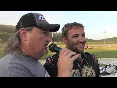 Brushcreek Motorsports Complex | 7.31.16 | STARS Buckeye Late Model Dirt Week | Zack Dohm